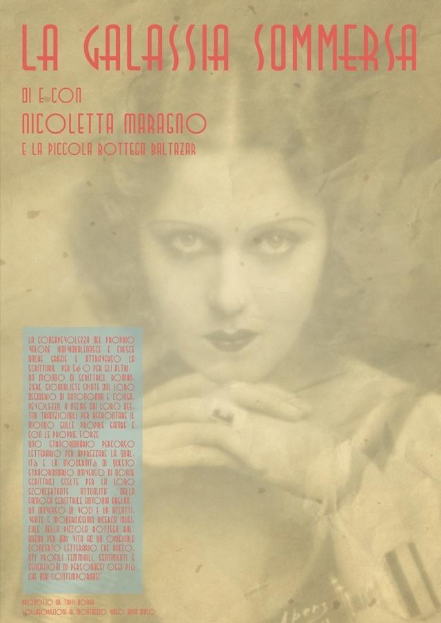 Nicoletta Maragno La Galassia Sommersa