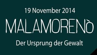 19 NOVEMBRE: MALAMORENÒ  ARRIVA A BERLINO!!!